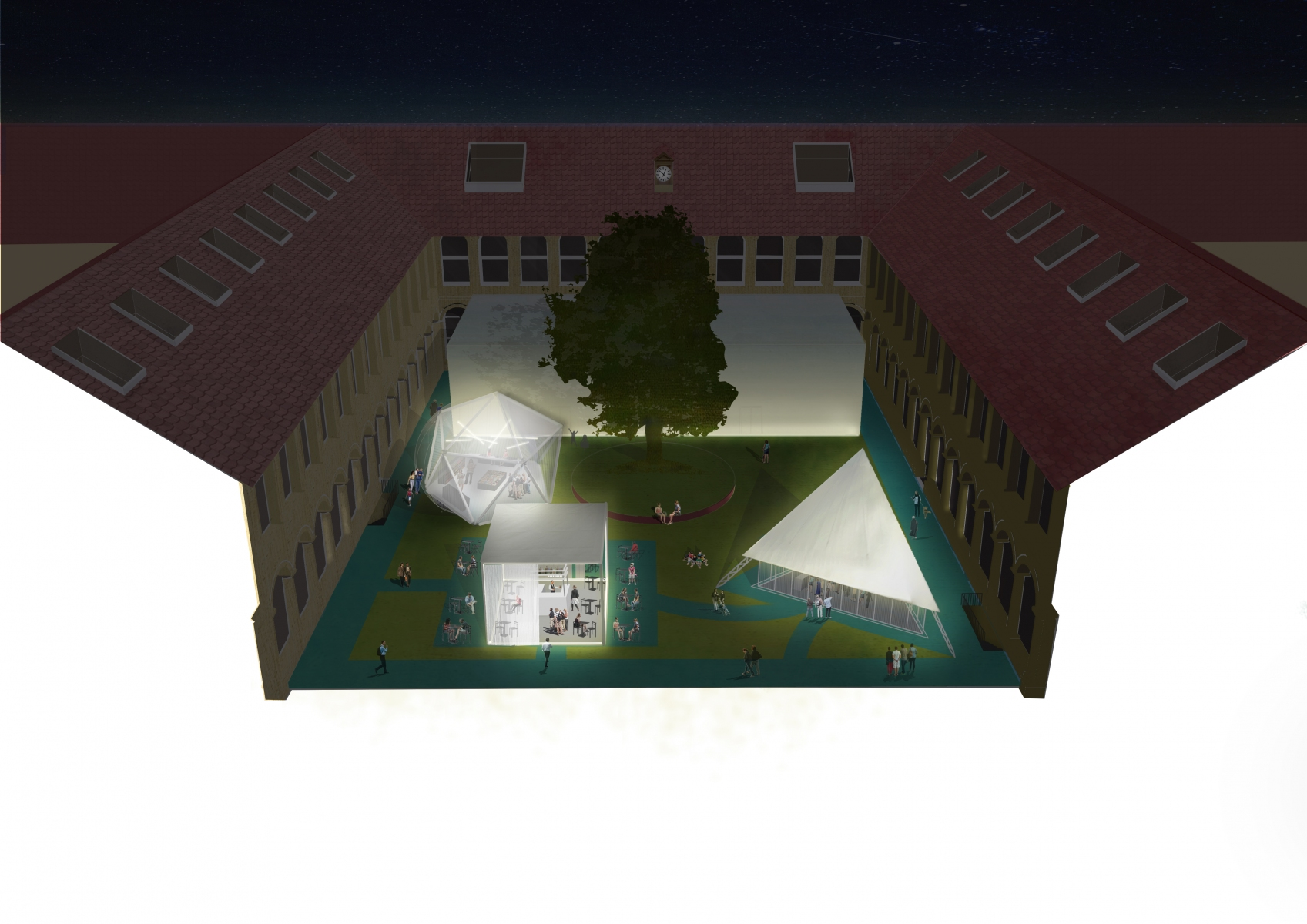 4.Hub-Leonardo_general-view_night