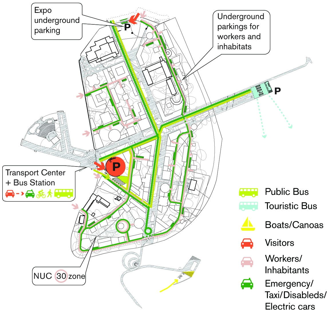 12.QTA_Veliko-Tarnovo_Masterplan-Public-space-and-events-Diagram